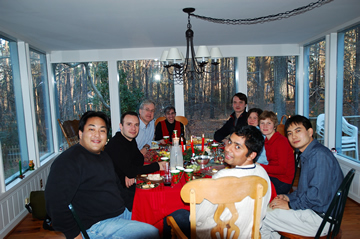 December 2005 party